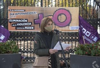 Carmen Juste, ACTO LITERARIO