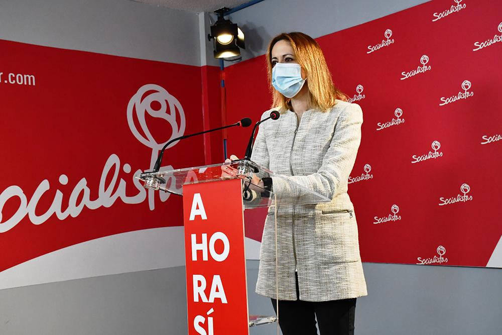 Cristina Maestre en la rp