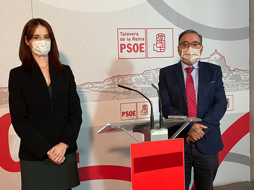 Fernando Mora y Diana López
