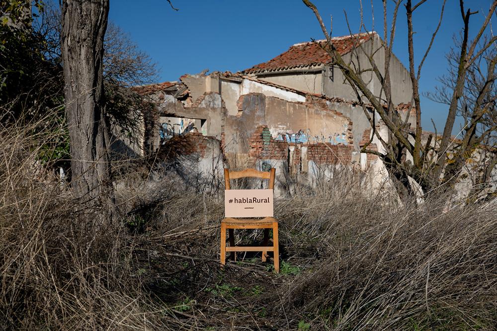 Silla 'Habla Rural'