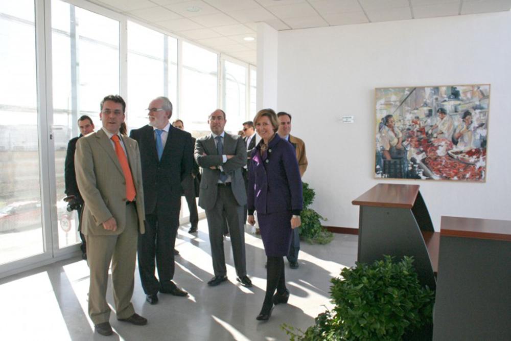 Imagen de la inauguracion