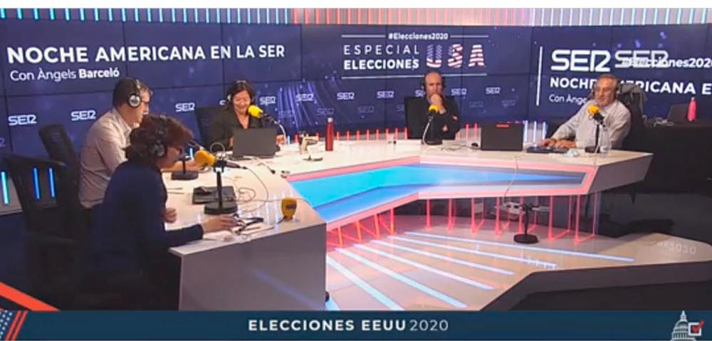 InstitutoFranklin_PresenciaMediosEleccionesEEUU