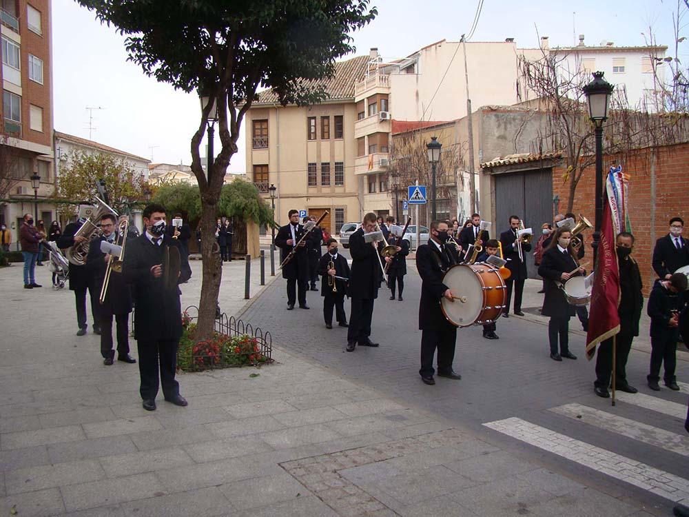 La BSM celebró Santa Cecilia9