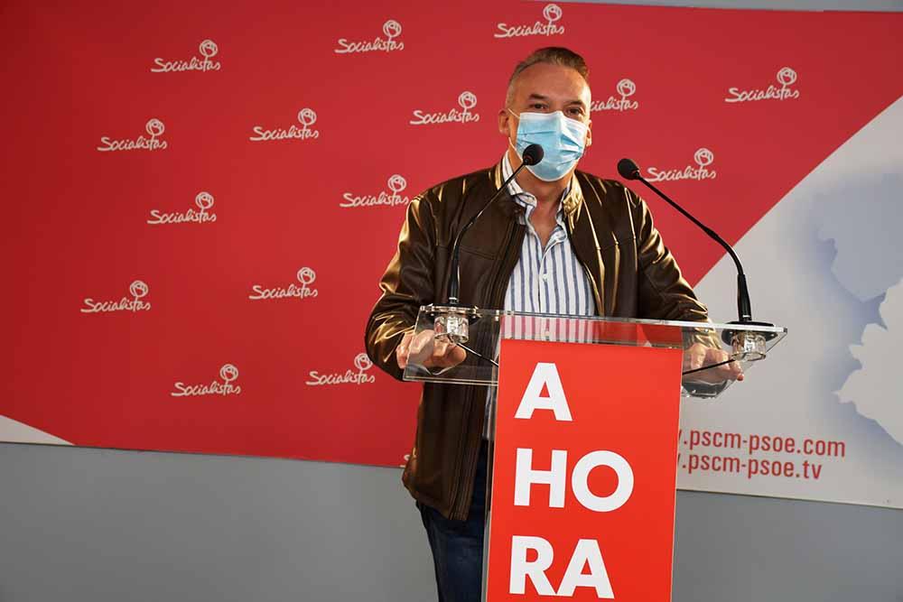 Luis Hornero Portavoz
