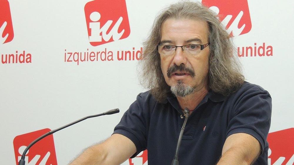Natalio González - Educación IU CLM