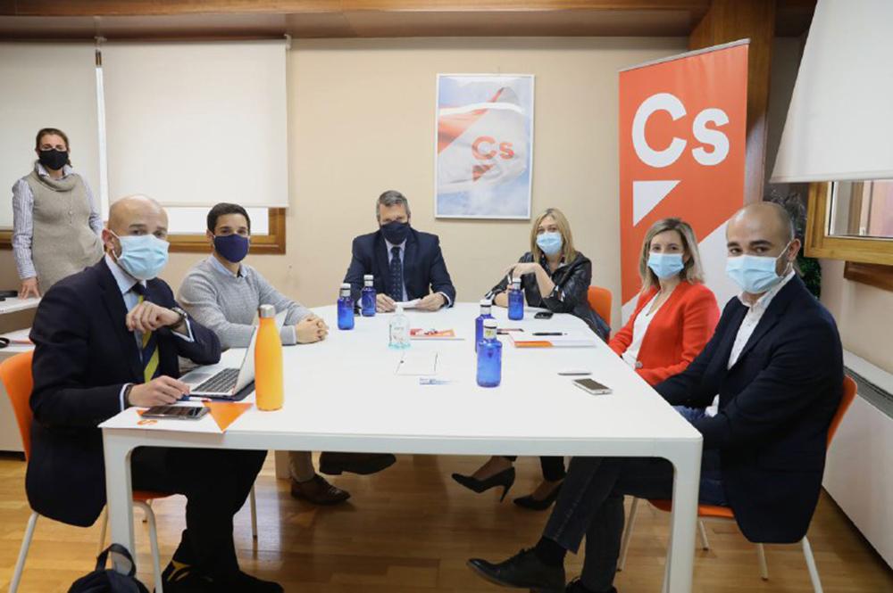 Reunión Grupo Parlamentario y Comité Autonómico