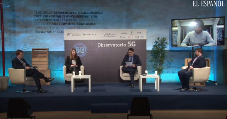 Talavera en Observatorio 5G