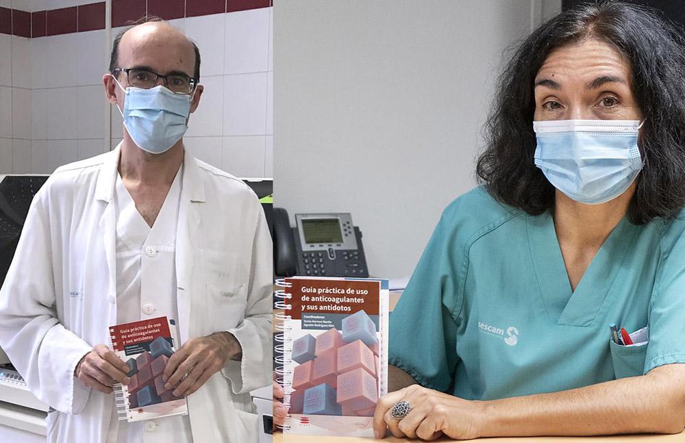Agustín Rodríguez y Sonia Herrero Martín
