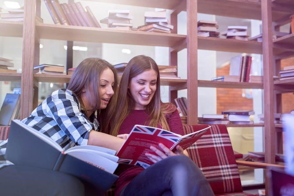 Alumnas de Inglés