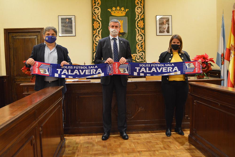 C.D. Fútbol Sala Talavera.