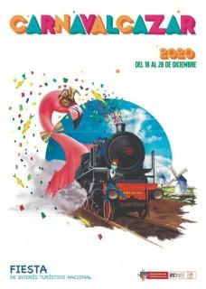 Cartel Carnavalcázar 2020