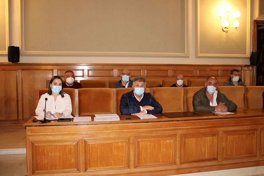 Diputados PP Consorcio Medio Ambiente - 111220