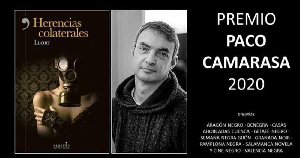Ganador Premio Paco Camarasa