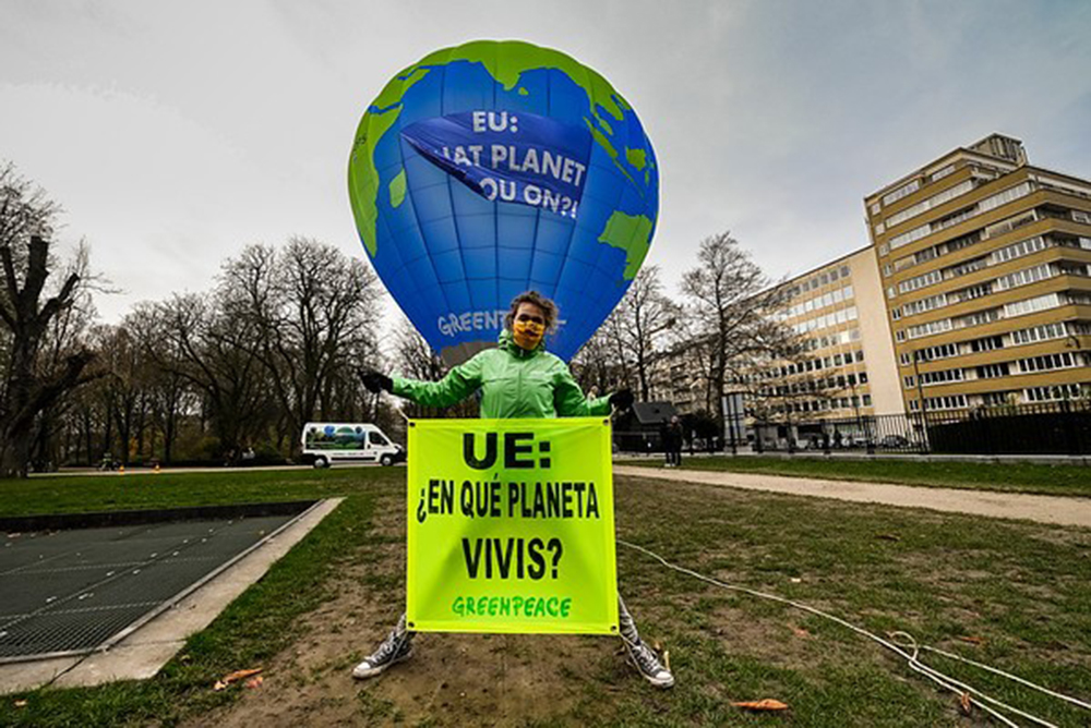 Greenpeace globo
