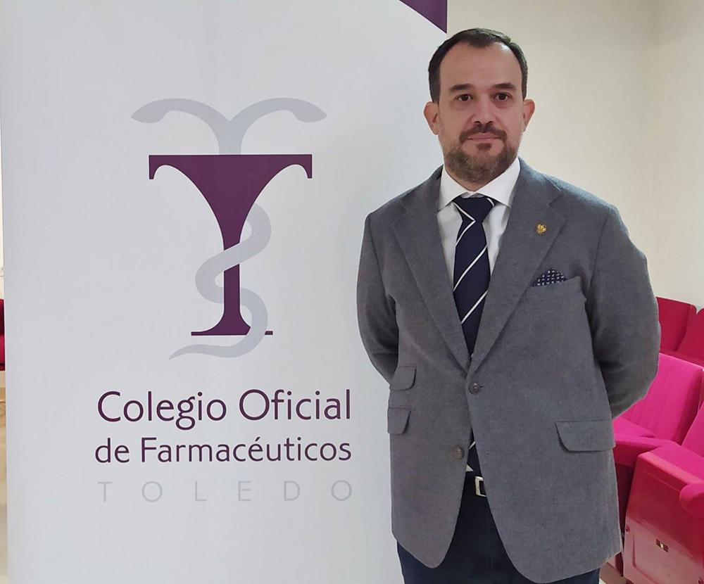 Javier Jimeno Cof Toledo presidente