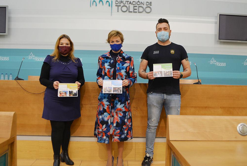 María José Gallego, Eva Ocaña y Fran Martín 11122020