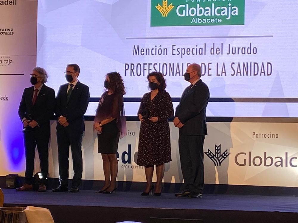 Premio Especial Sanidad 3