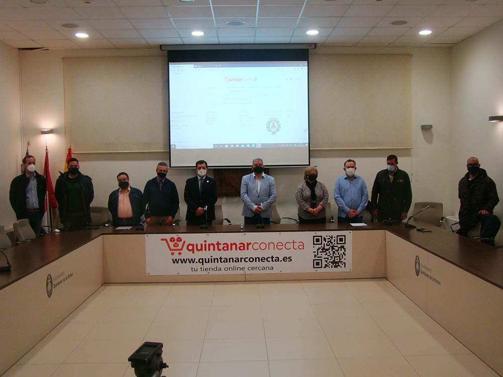 Presentación Quintanarconecta