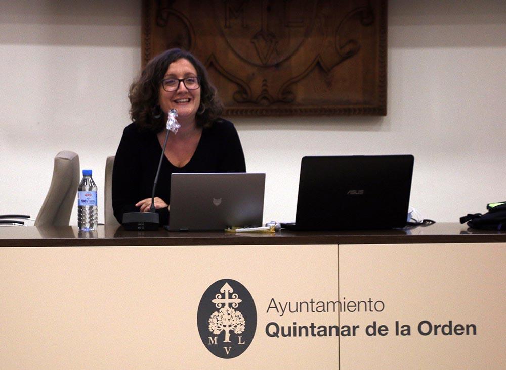 Quintanar Isabel Beltrá 'Los Manuscritos del Mar Muerto'2