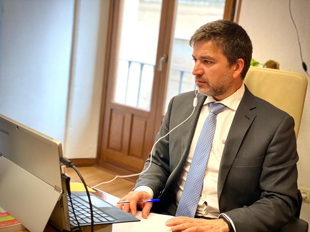 Rafael Perez Borda primer teniente de Alcalde