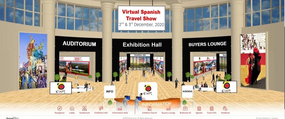 Virtual Spanish Travel Show