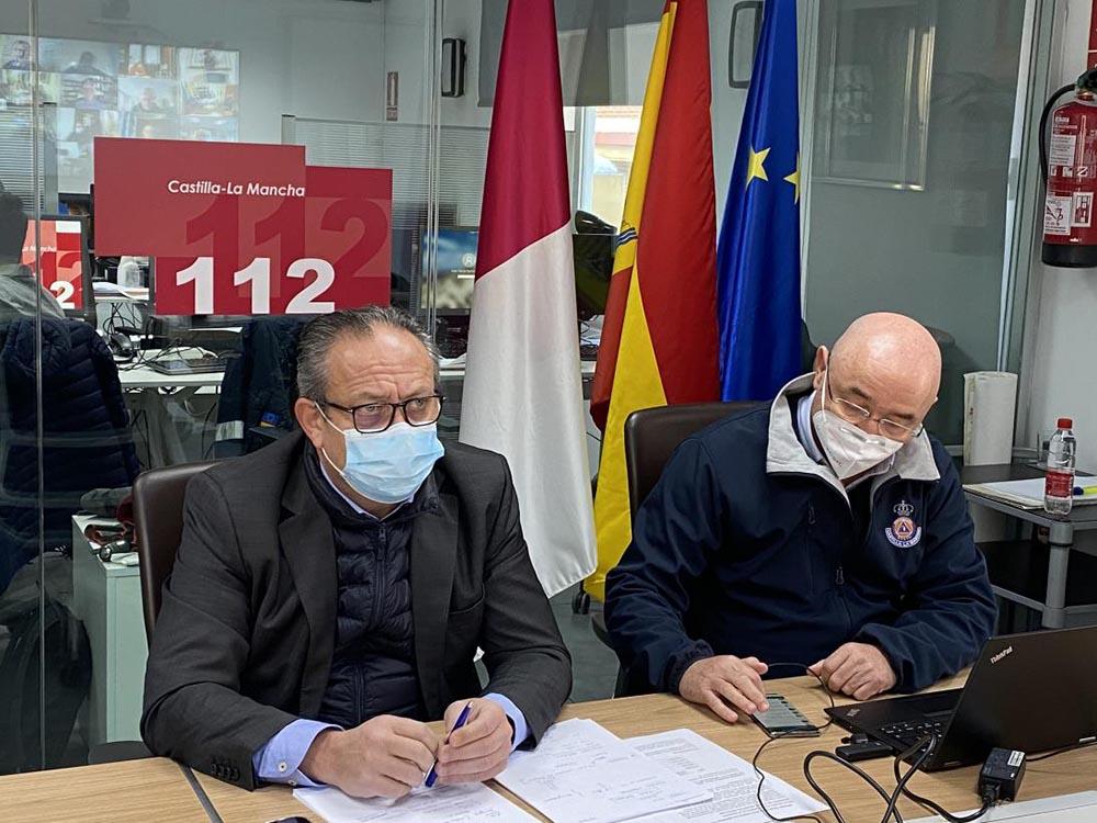 Alfonso Ruiz Molina y Emilio Puig