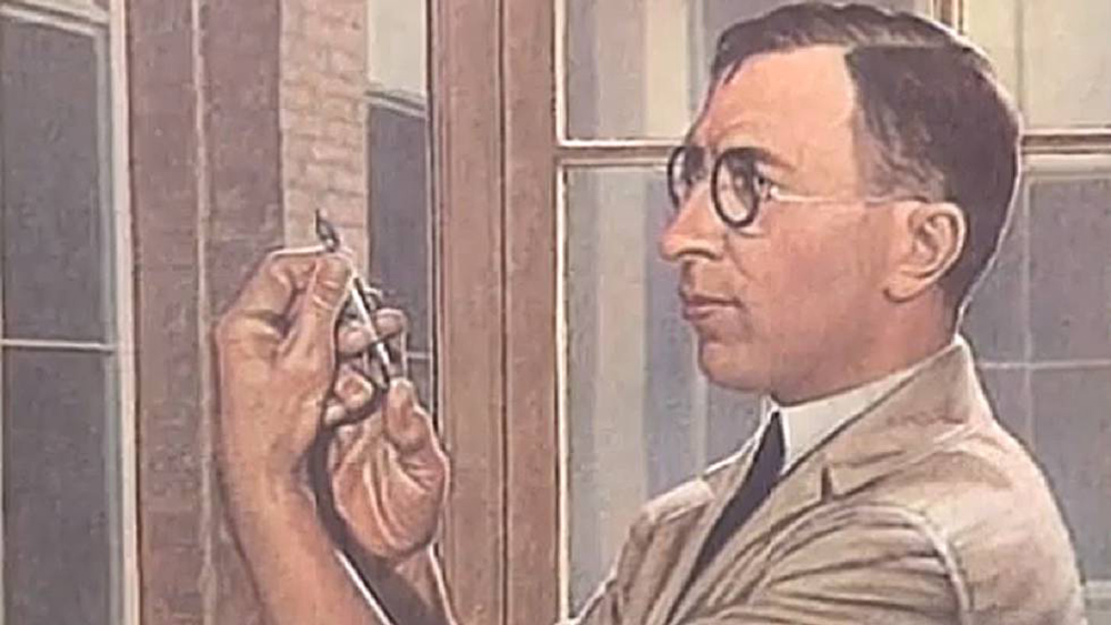 Frederick Banting, descubridor de la insulina