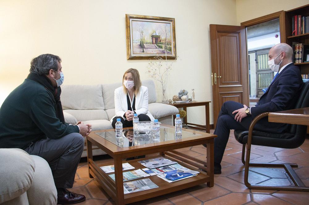 Picazo, Muñoz y Madruga en Fedeto