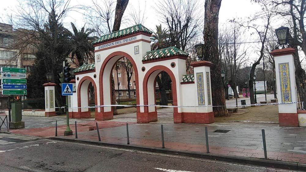 Talavera zona precintada3