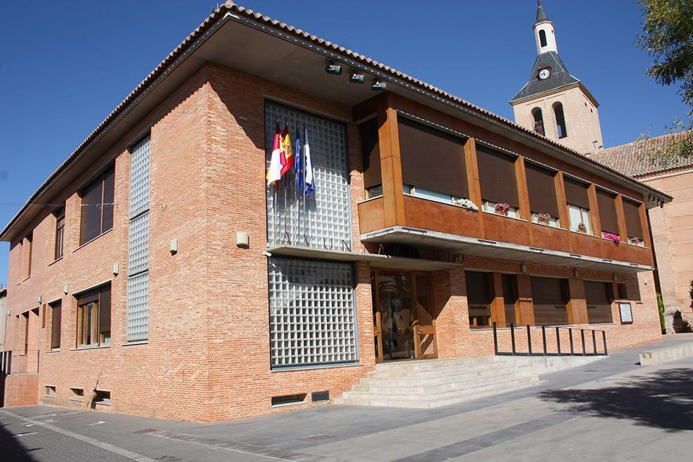 Ayuntamiento Torralba fachada