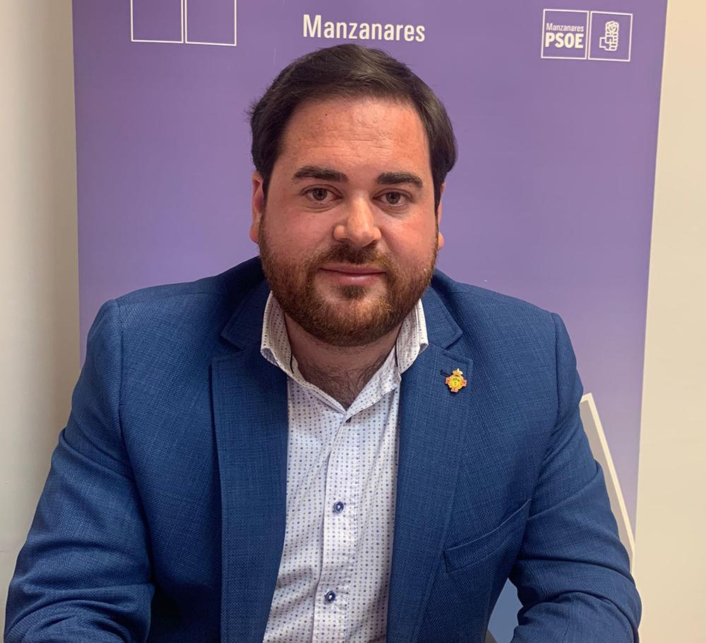 Pablo Camacho en rp