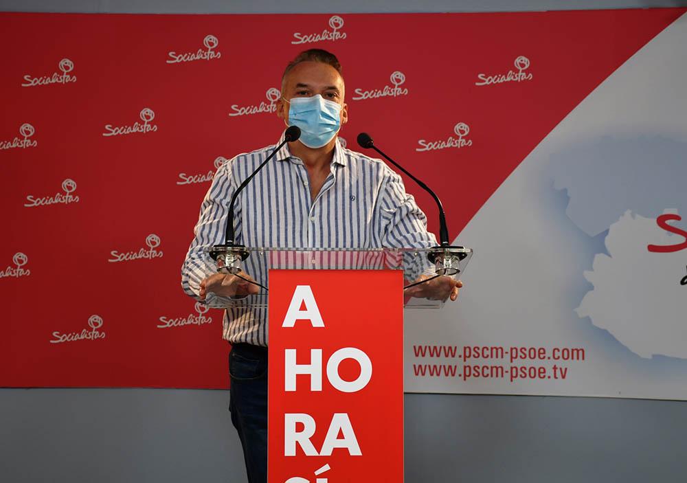 Portavoz socialista en Pozuelo