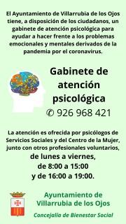 Villarrubia Psicólogo