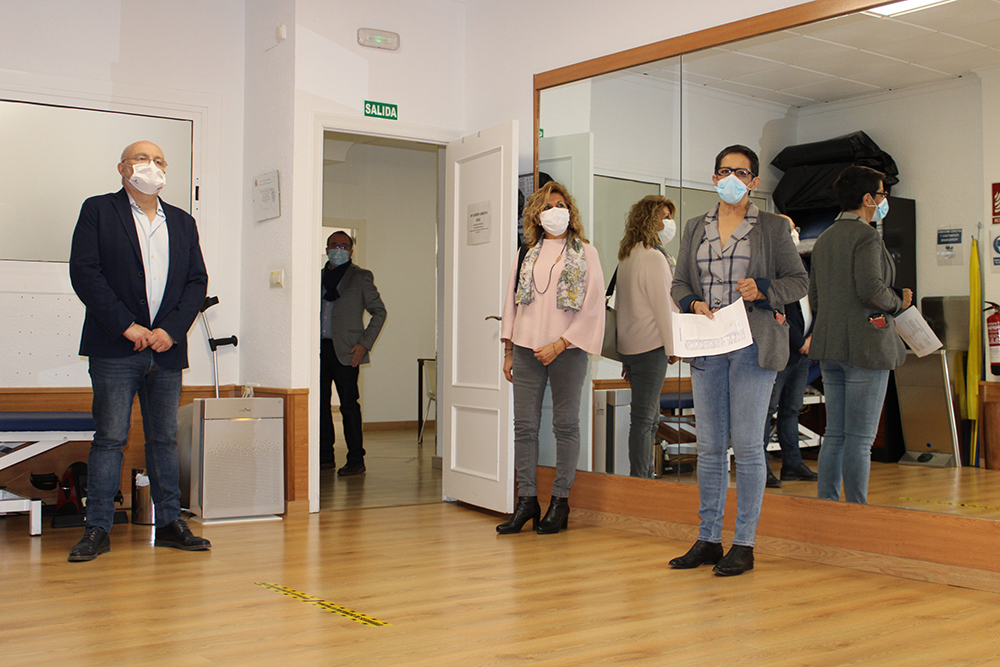 Visita Parkinson Albacete 2