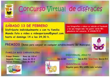 carnaval Porzuna concurso