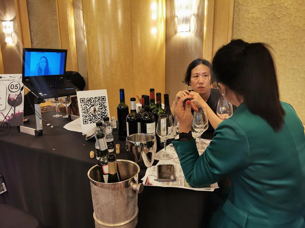 Mercado vino