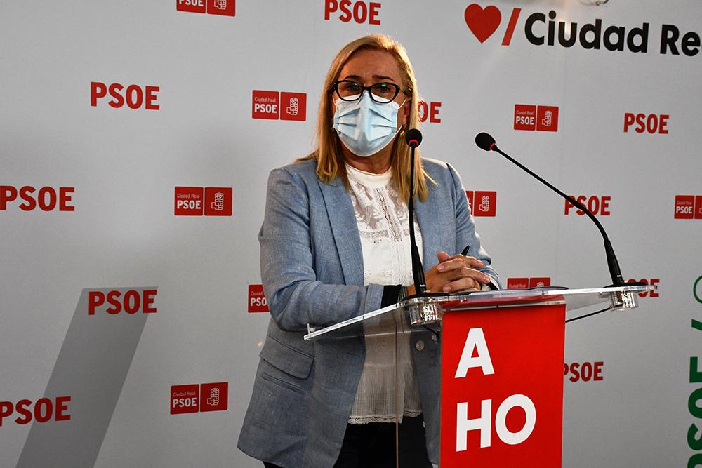 Carmen Minguez en la rp