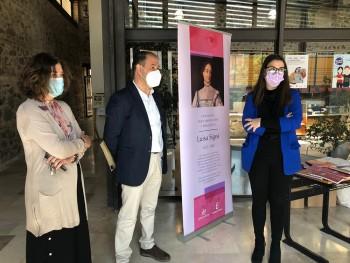 Cogolludo en acto Luisa Sigea visita la Universidad 2