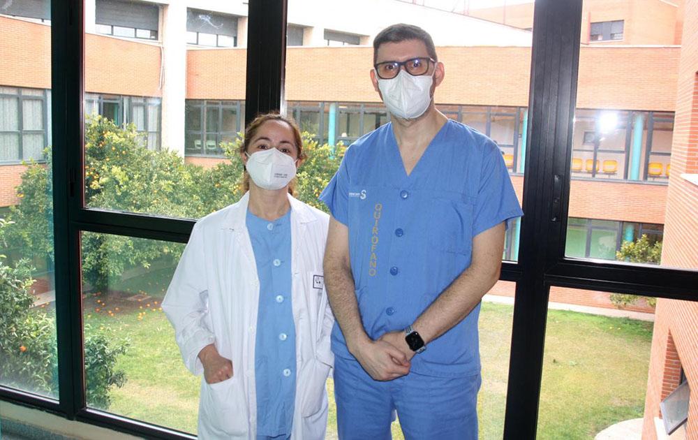 Facultativos del Hospital MC
