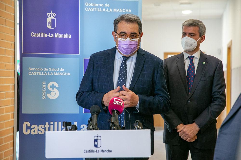 Jesús Fernández sanz y Álvaro Gutiérrez
