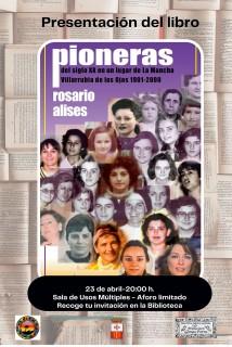 Villarrubia cartel libro rosario