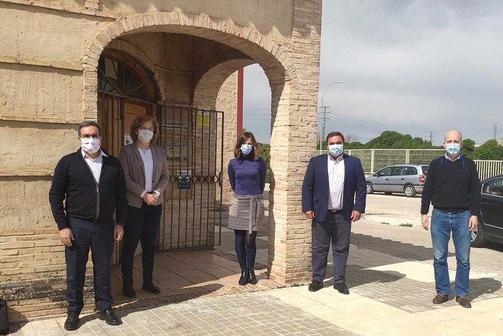 visita sede Alto Guadiana