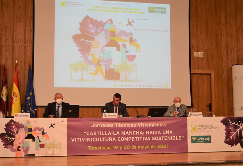 Inauguración Jornadas Vitivinícolas