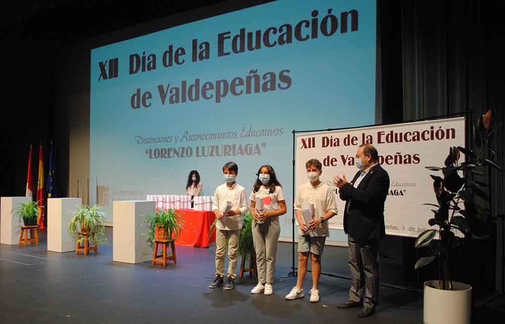 Valdepeñas PREMIOS EDUCACION