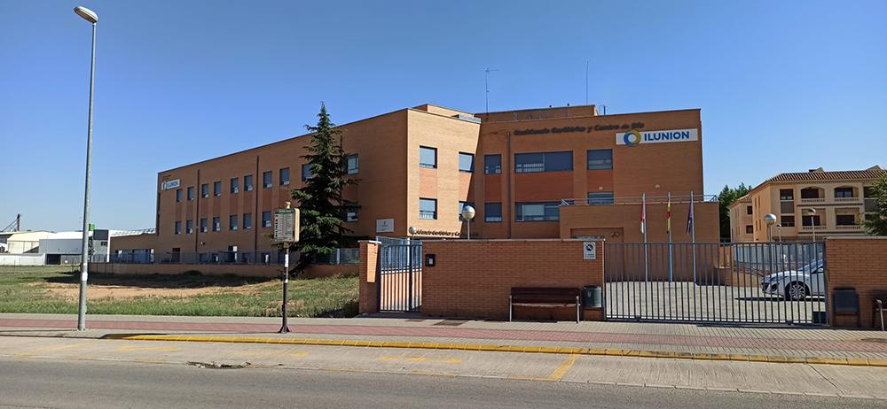 Empresa ILUNION Villarrobledo