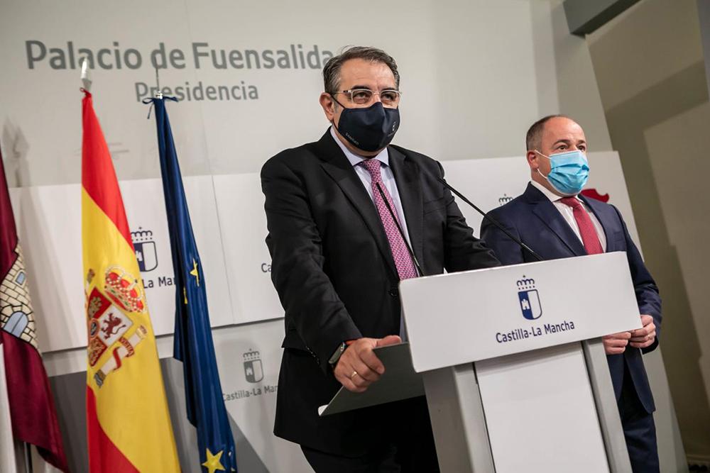 Fernández Sanz y Emilio Sáez