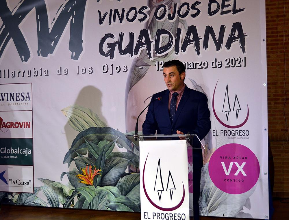 Jesús Julián Casanova presidente