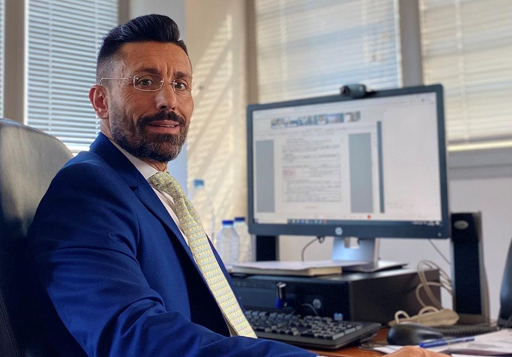 Jorge Moreno preside reunión CPOTU julio 2021