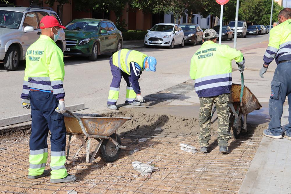 Manzanares Plan de Empleo Municipal (30)