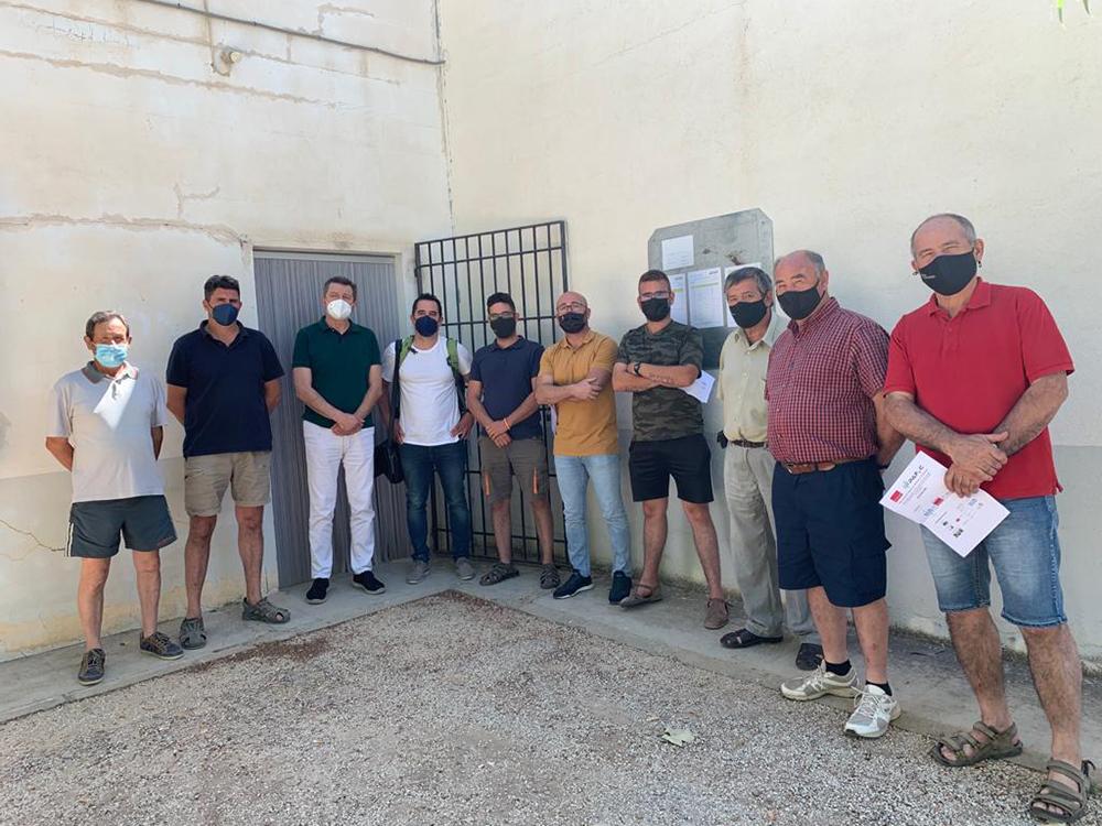 Reunión SAT de Tarazona. Proyectos de Investigación